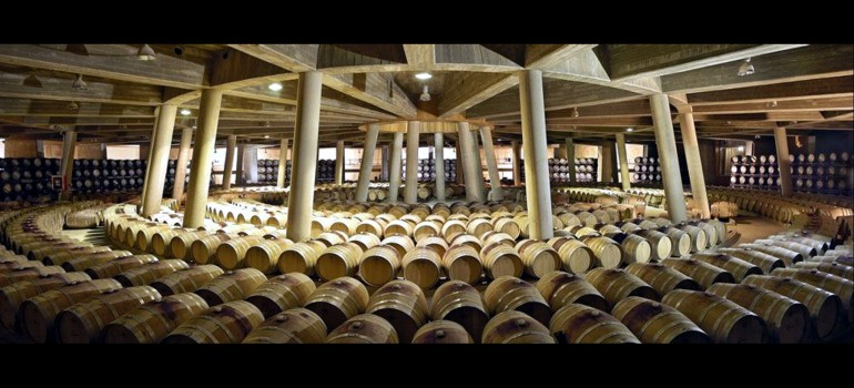 Arquitectura y vino (III)
