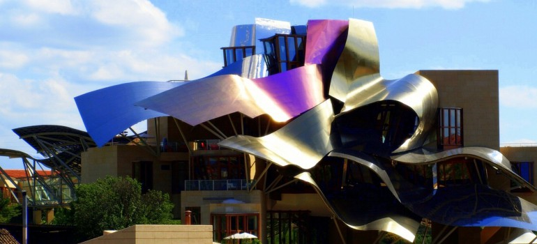 Arquitectura y vino (I)