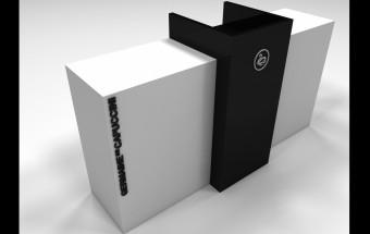 Mobiliario para Germaine de Capuccini: Desk