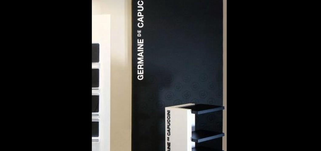 Mobiliario para Germaine de Capuccini: Panel
