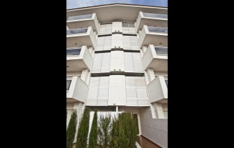 Edificio de viviendas 155 Altea Alicante