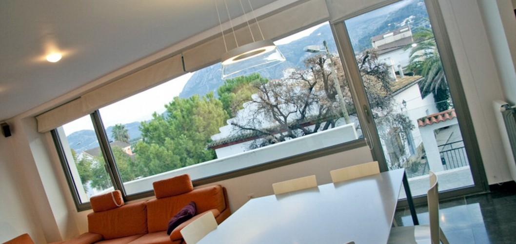 Interiorismo en apartamento 167 Pego Alicante