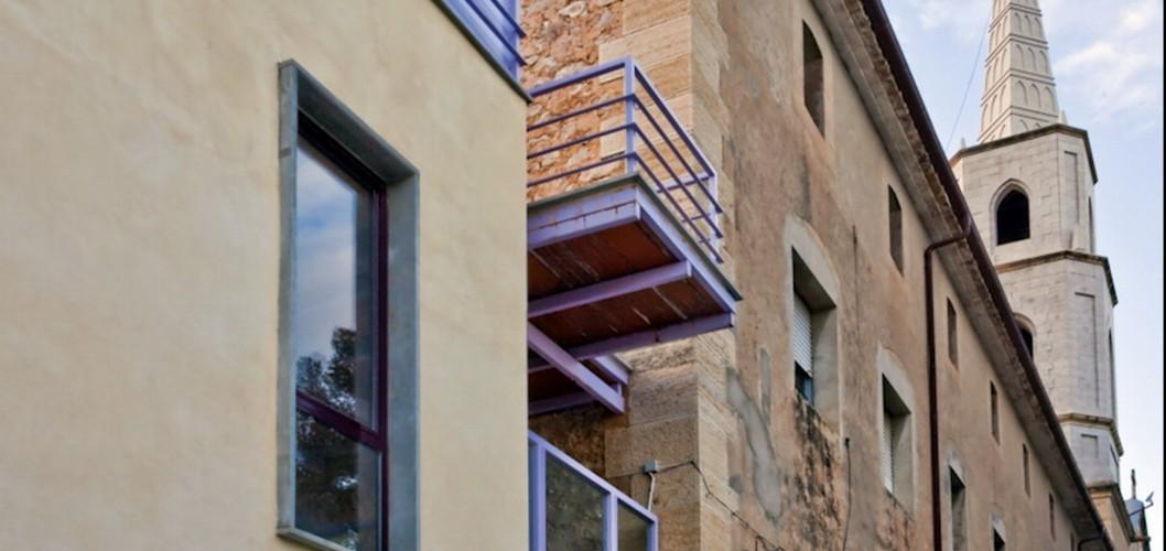 Edificio polivalente para los PPFF Pego Alicante