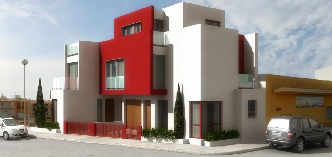 Viviendas pareadas 316 Alginet Valencia