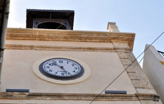 Rehabilitación Torre del Reloj Ondara Alicante