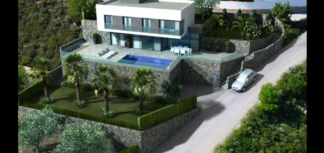Vivienda Unifamiliar 400 Pego, Alicante