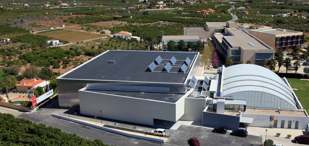 Pabellón Polideportivo Municipal Ondara Alicante