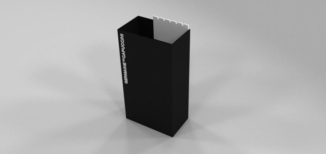Mobiliario para Germaine de Capuccini: Papelera