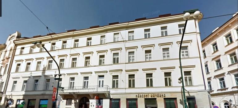 Llave en mano para la sede de Germaine de Capuccini en Praga
