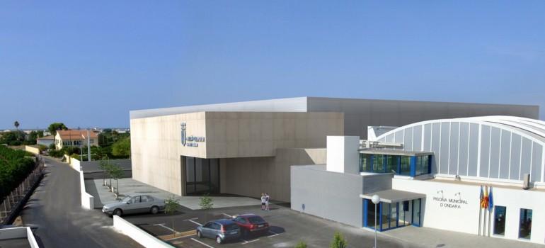 Pabellón deportivo de vanguardia para Ondara diseñado por Imaginarq