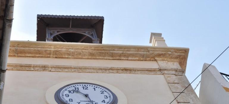 Satisfacción por la rehabilitación de la Torre del Reloj de Ondara