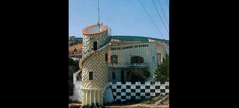 Arquitecturas disparatadas