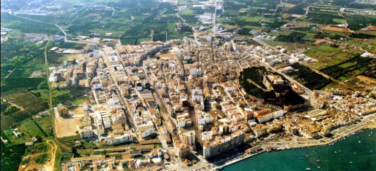 Casas populares y sabias de Dénia