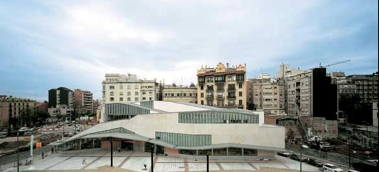 Josep Llinas gana el premio FAD de arquitectura con una biblioteca en Barcelona