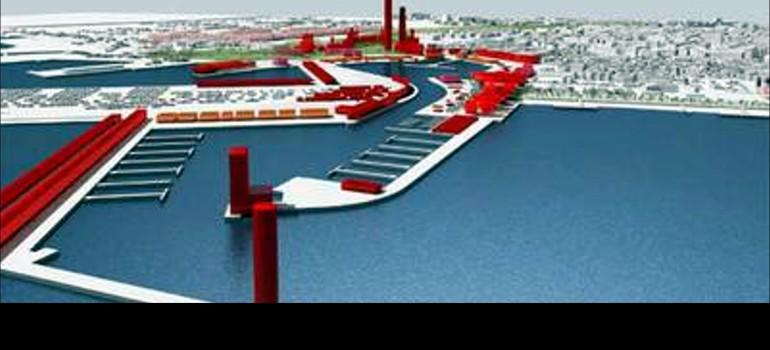 La Valencia del futuro se abre paso por el mar