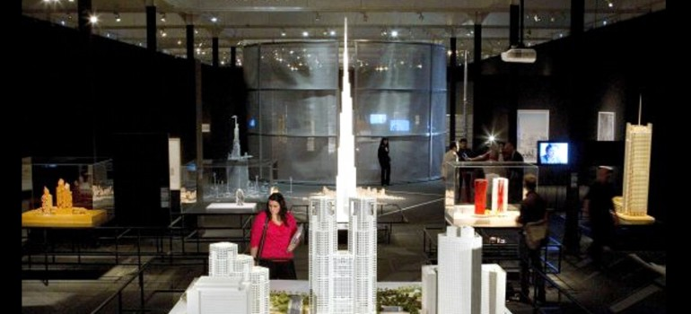 Rascacielos pasión por las alturas