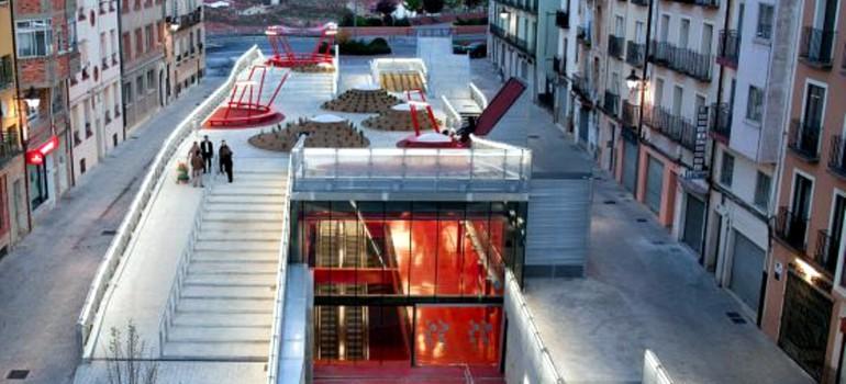 El ovni que aterrizó en Teruel