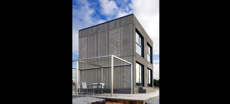 Nuevas casas prefabricadas