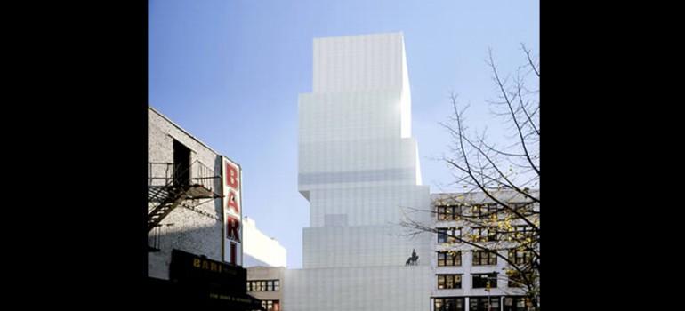 Kazuyo Sejima presenta sus edificios etéreos