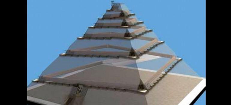¿Cómo se construyó la pirámide de Giza?