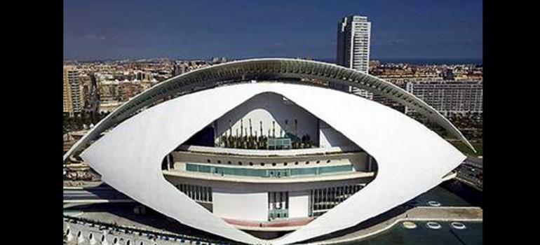 Santiago Calatrava logra el Premio Nacional de Arquitectura