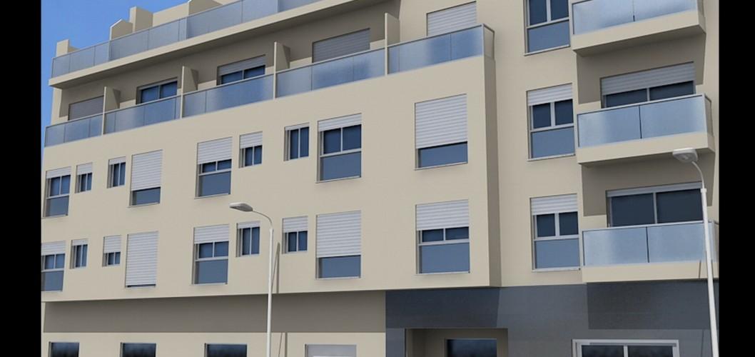 Edificio de Viviendas 120 Ondara Alicante