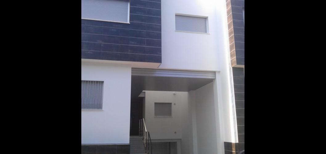 Vivienda Unifamiliar 243 Pego Alicante