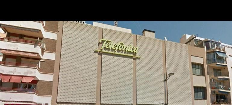 Imaginarq llevará a cabo la reforma de Telefónica de Benidorm.
