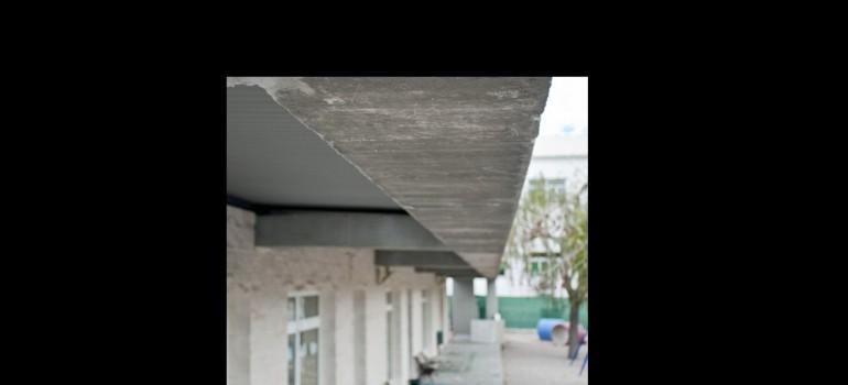 Imaginarq realiza la ampliación del Colegio Sant Antoni de Pego