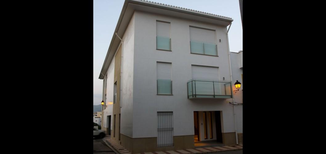 Vivienda Unifamiliar 305 Gata de Gorgos Alicante