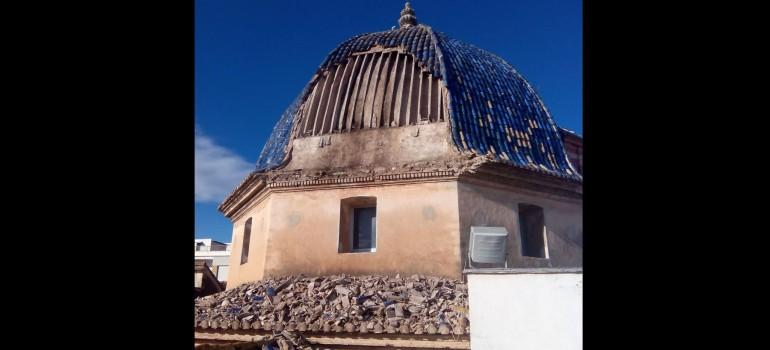 Imaginarq participará en la restauración de la cúpula de la capilla del Santísimo Ecce-Homo.