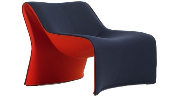 sillon 181 CLOTH de Cassina