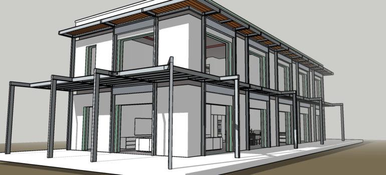 Vivienda Passivhaus y sostenible en Denia
