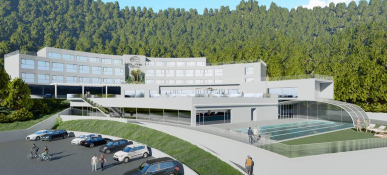 El Hotel Elite Sport Point empieza las obras